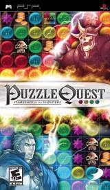 Puzzle Quest Challenge of The Warlords PSP