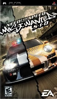 Need for Speed Most Wanted 5-1-0 [EUR] PSP ISO