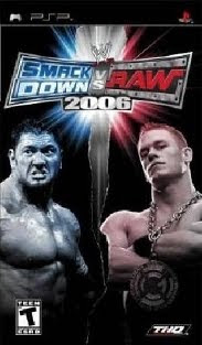 WWE SmackDown! vs. RAW 2006 [EUR] PSP ISO