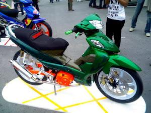 motor panglima jendral
