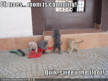 Oh No Mum is coming!