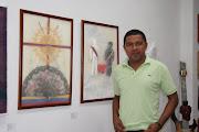 Hombres y mujeres luchadores por la independencia se muestran en San Felipe (rigoberto anzola se inspiro en manuela enz)