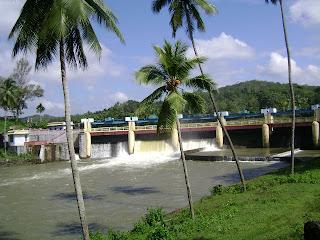Aruvikkara Dam, Trivandrum, Kerala