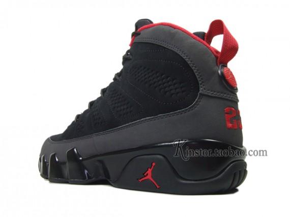 Jordan Retro 9 Red and Black