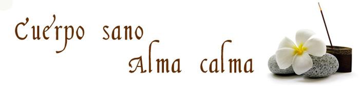 Cuerpo sano Alma calma
