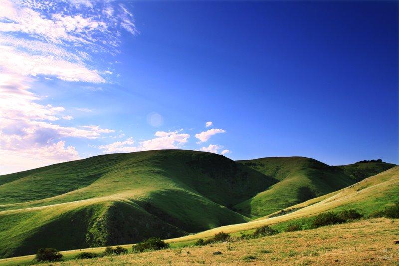 Hills Scenery