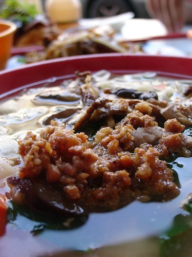 Pan Mee Noodles