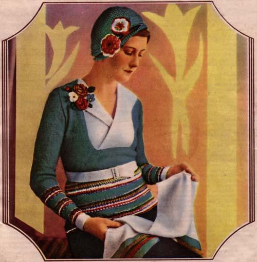 [vintage+knitting]