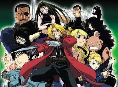 Lewy Land: On: Full Metal Alchemist (the anime)