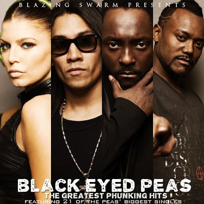 Download  musicasBAIXAR CD The Black Eyed Peas – Greatest Hits – 2012
