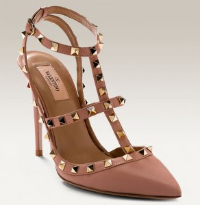 texas style and substance everywhere valentino studded heel