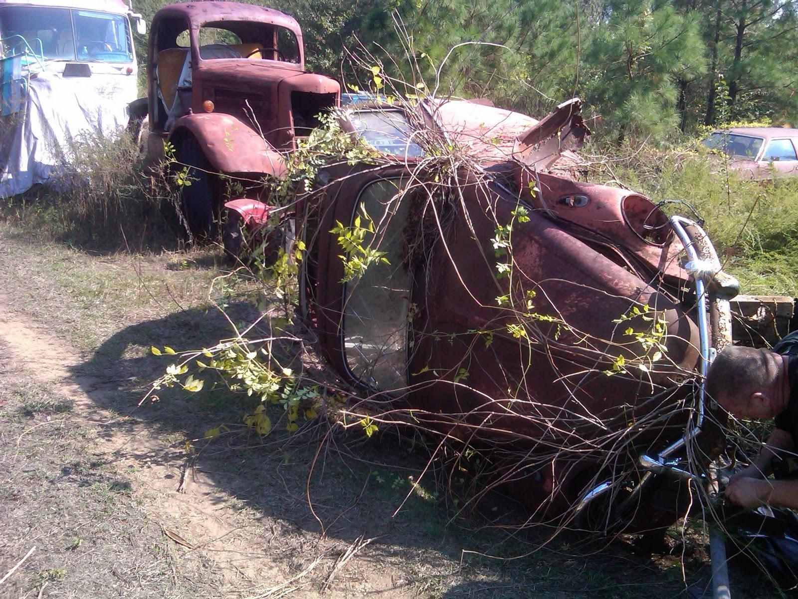1959 Volkswagen Beetle headed