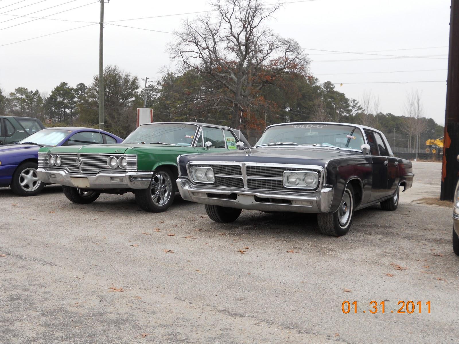 1965 & 1968 Chrysler Imperials