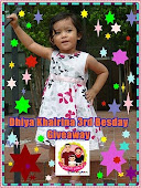 DHIYA KHAIRINA 3RD BIRTHDAY GA