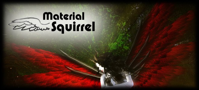 Material Squirrel