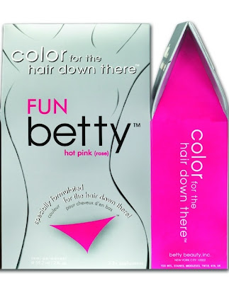 FUN betty is a hot pink party