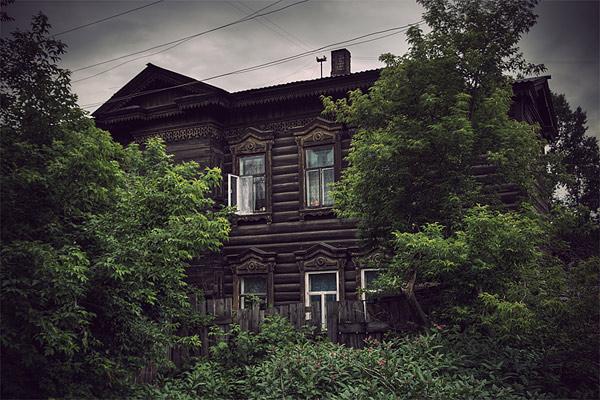 Сибирские дома фото