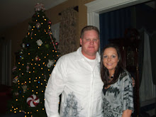 Kerry and I @ Burnett Xmas