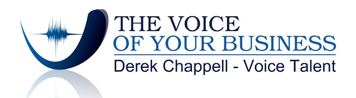 Derek Chappell - The Voice of Your Business