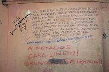 grafite de banheiro