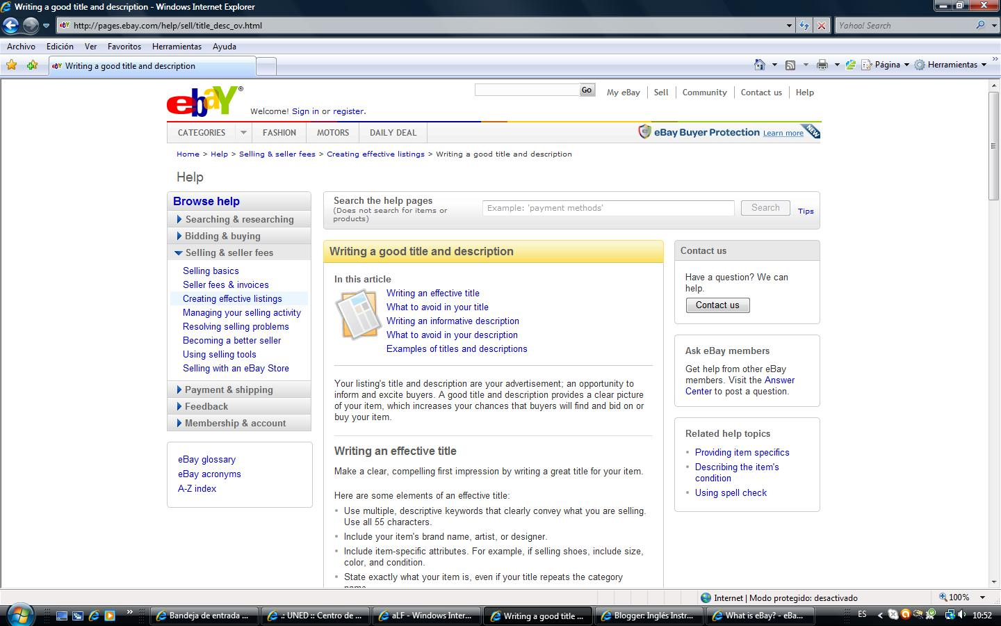 sell essays on ebay Find great deals on ebay for nursing essays shop with confidence.