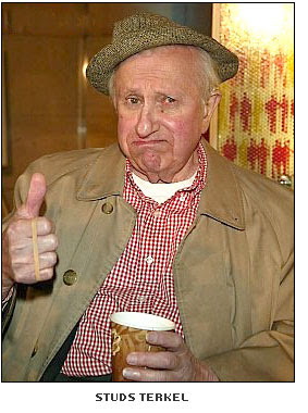 Uptown Resident, Author Studs Terkel Dies at 96