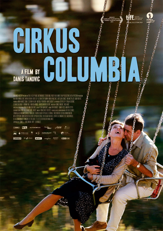 Cirkus Columbia Español