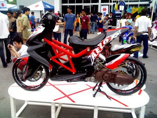 modifikasi motor thailand
