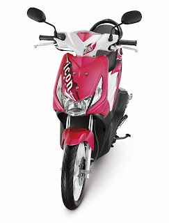 gaya modifikasi motor honda vario thailand
