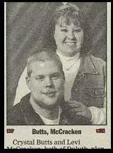 funny marriage names butts mccracken photo