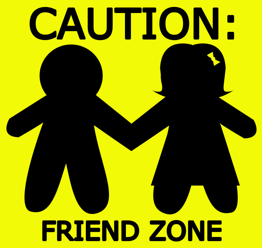 friend zone signs