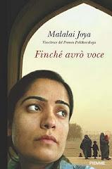 In libreria la biografia di Malalai