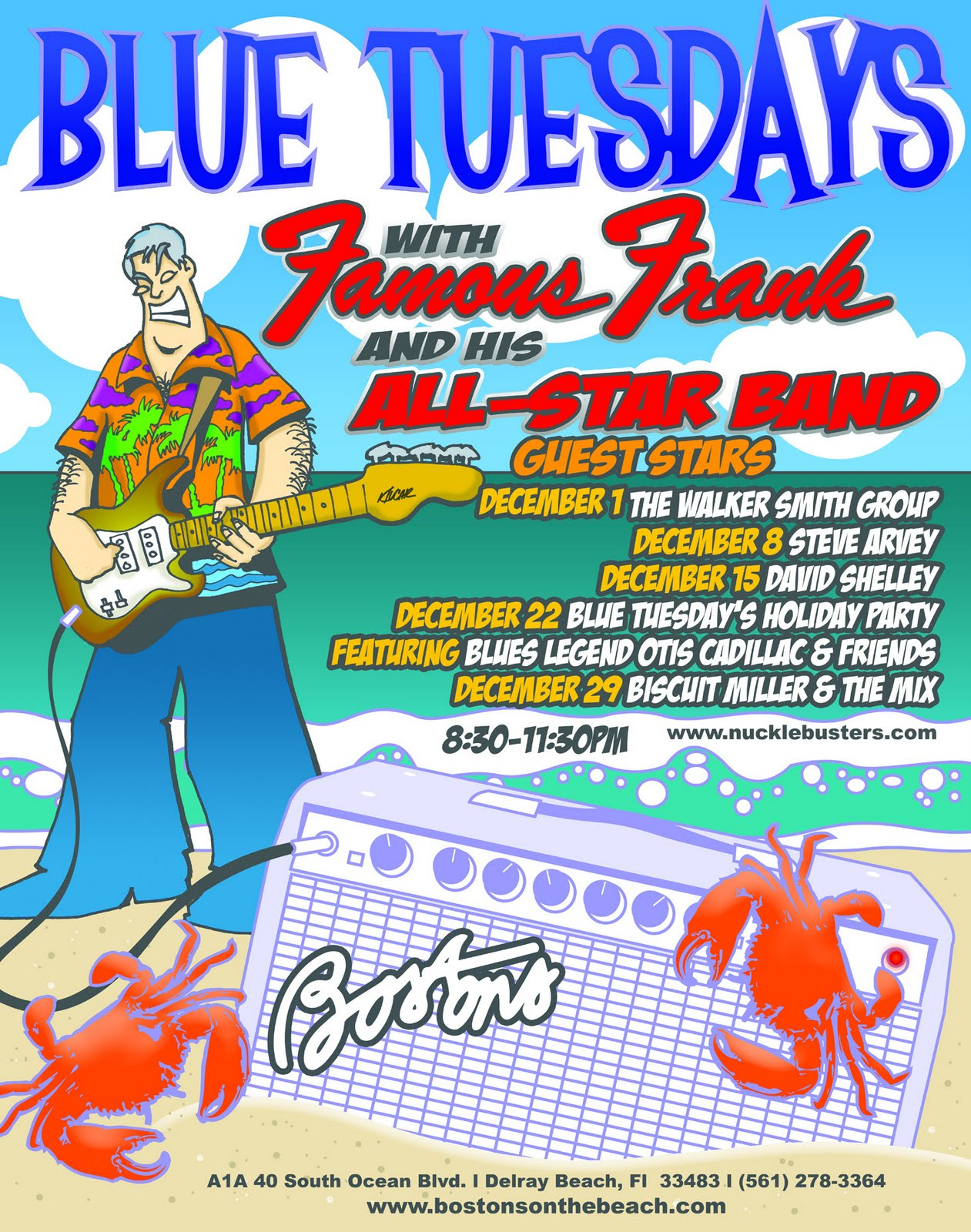 Jazz Blues Florida - Florida\'s Online Guide to Live Jazz & Blues in ...