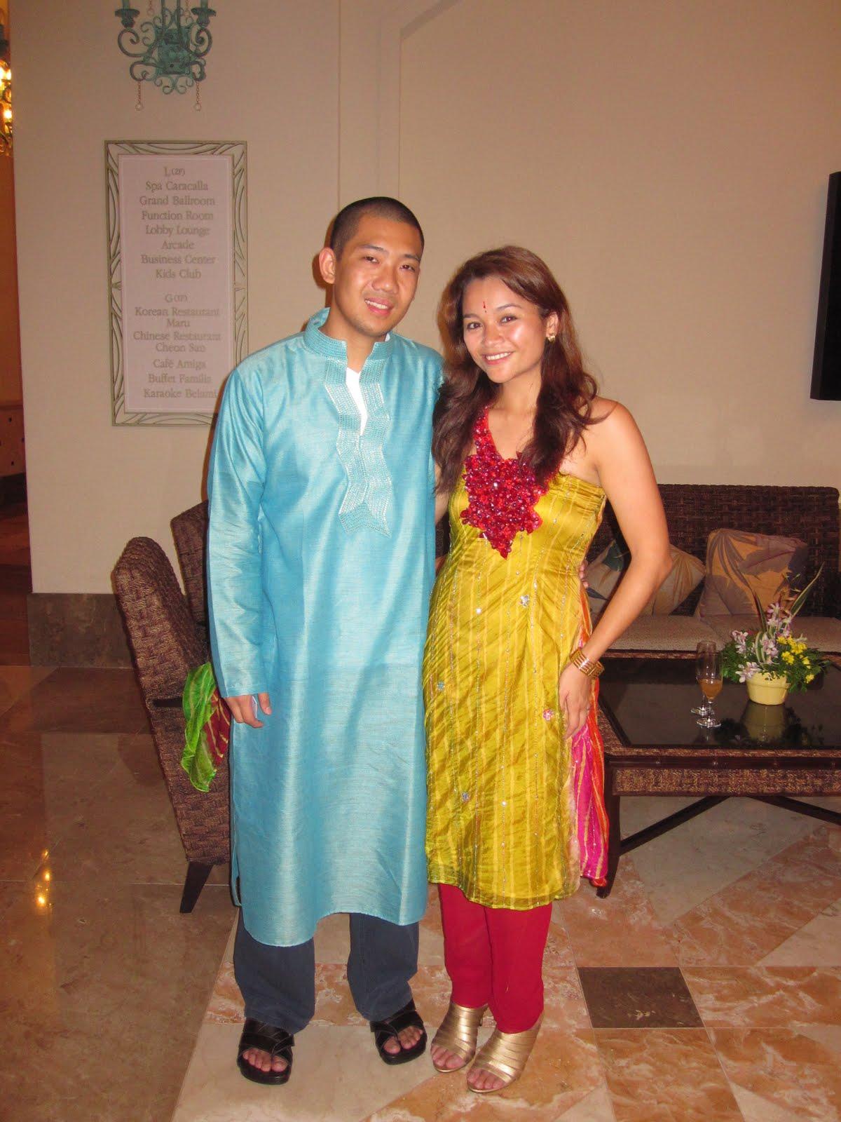 Here, Tishie Tishie: My Best Friend\'s Wedding: Fashion Show