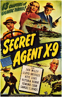 O AGENTE SECRETO X-9 - 1945