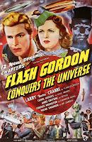 FLASH GORDON CONQUISTA O UNIVERSO - 1940