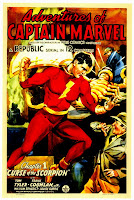 AS AVENTURAS DO CAPITO MARVEL - 1941