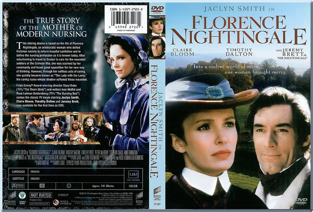 florence nightingale notes to movie Watch video  co-produced by the bbc and odyssey networks, this captivating film uses florence nightingale's own correspondence to reveal a unique portrait of the young english woman who answered god's call and was transformed into longfellow's lady with the lamp saving lives at the military hospital in scutari.