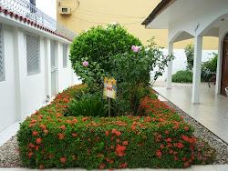 Jardim da vó Peró