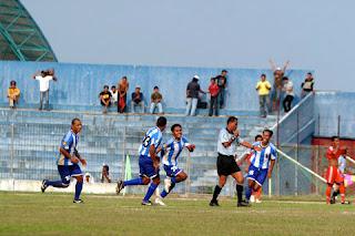 Gol Pemain PSPS Pekanbaru