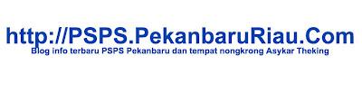website, situs resmi PSPS Pekanbaru