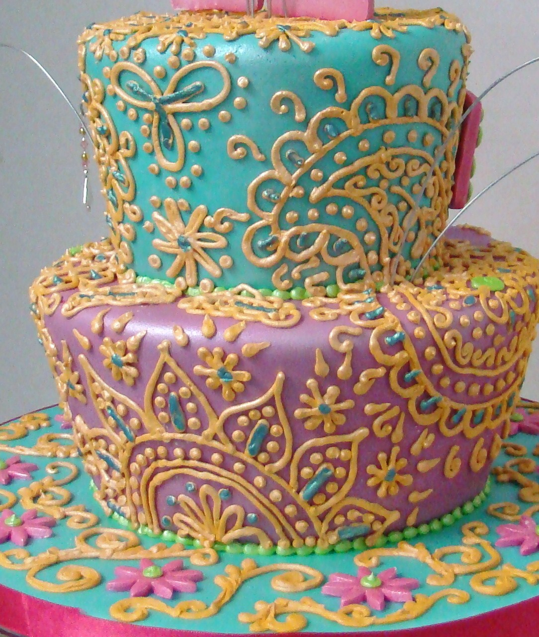 22nd Birthday Cake Designs: Sweet Cakes By Rebecca: Rock The Kasbah