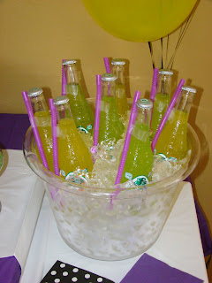 yellow and green soda - sweet cakes by rebecca