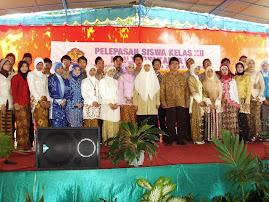 Pelepasan Siswa  MAN Yogyakarta 1