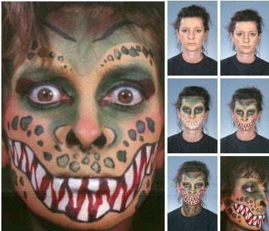 maquillaje hlloween