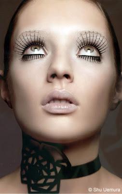 Maquillajes una telaraña