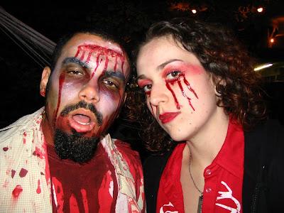 último momento: disfraz de zombie para halloween