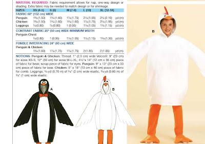 Disfraz De Pinguino Dos Piezas