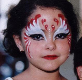 Facepaintingbymel   Kid Child Face Painting Shtml