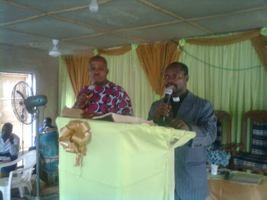 Pastor and his Interpreter